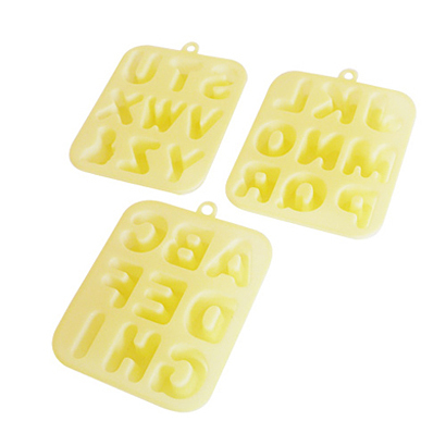 icemaker alphabet [アルファベット製氷器]
