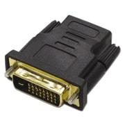 ADV-204 [HDMI変換アダプタ HDMIメス(タイプA19ピン)⇔DVIオス(DVI-D)]