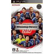 ワールドサッカー ウイニングイレブン 2014 [PSPソフト]