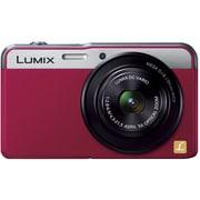 DMC-XS3-R [コンパクトデジタルカメラ LUMIX(ルミックス) レッド]