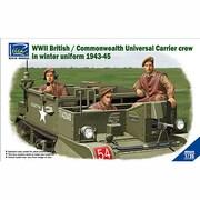 35028 [1/35 イギリス兵 ウィンターユニフォーム 2019年7月再生産]