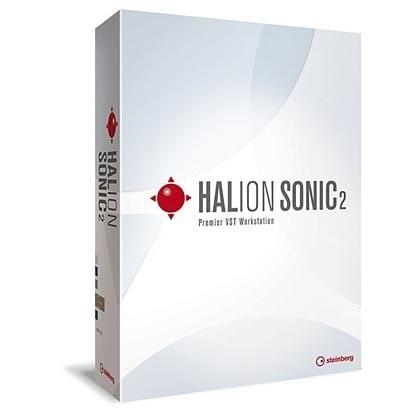 HALION SONIC 2/E [VSTワークステーション アカデミック版]