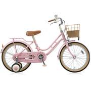 HC182 [幼児用自転車 HACCHI(ハッチ) 18型 ピンク]