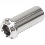 108-00128 [TI-M6L18mm キャリパー用枕頭式チタンナット(M6×L18mm)]