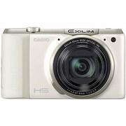 EX-ZR800WE [コンパクトデジタルカメラ ハイスピードエクシリム ホワイト]
