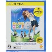 みんなのGOLF 6 PlayStationVita the Best [PS Vita用ソフト]