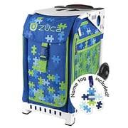 ZUCA Sport Frame White+Insert Bag Puzzle with Tag [ZUCAスポーツ フレーム(ホワイト)+インサートバッグ(パズル タグ付) 旅行日数目安:1~2泊 29L]