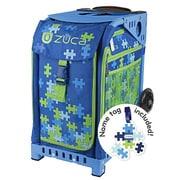 ZUCA Sport Frame Blue+Insert Bag Puzzle with Tag [ZUCAスポーツ フレーム(ブルー)+インサートバッグ(パズル タグ付) 旅行日数目安:1~2泊 29L]