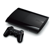 プレイステーション3 HDD500GB チャコールブラック [CECH-4200C]