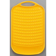 The 洗濯板 YELLOW [The eco board]