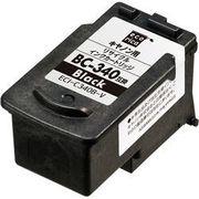 ECI-C340B-V [キヤノン BC-340 互換リサイクルインクカートリッジ ブラック]
