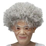 ラテックスフォームマスク おばあちゃん