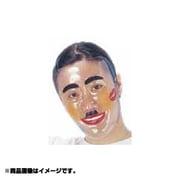 透明フェースマスク 男 3