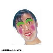 透明フェースマスク 女 3