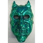 メタリックマスク 緑鬼