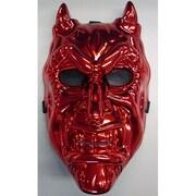 メタリックマスク 赤鬼