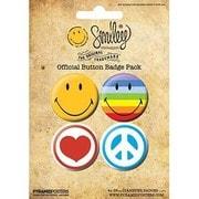 BP バッジパック BP80287 SMILEY /Icons [缶バッジパック]