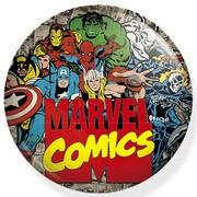 MARVEL COMICSバッジ25mm MVL-312 MARVEL COMICS CAN BADGE 25mm /Marvel Heroes