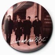 PB 25mmバッジ PB3618 THE BEATLES  /Live At The Bbc