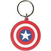 ラバーキーリング RKY039 MARVEL /Captain America Shield