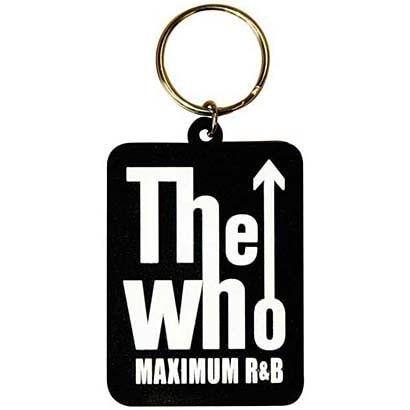 ラバーキーリング RKY-058 THE WHO  / Maximum R&b