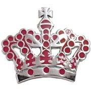 OSPピンバッジ OSP008 OilshockDesigns /Silver Crown [ピンズ]