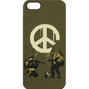 Banksy iPhone5ケース BKI-002 Banksy iPhone5 Case /CND Soldiers [W60×H125mm]