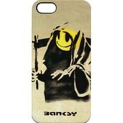 Banksy iPhone5ケース BKI-004 Banksy iPhone5 Case /Reaper [W60×H125mm]