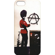 Banksy iPhone5ケース BKI-005 Banksy iPhone5 Case /Anarchy Soldier [W60×H125mm]