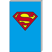 DCペーパーバックノート DCN-001 [PAPER BACK NOTE BOOK SUPERMAN LOGO]