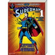 DCメモパッド DCW-002 [MEMO PAD SUPERMAN_COMIC COVER]