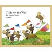 FST-185 [ミニポスター×フレームセット レオ・レオニ Tillie and the Wall ナチュラル]