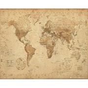 輸入ミニポスター MP263 [WORLD MAP 世界地図 ポスター]