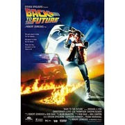 S2316 [Sシネマポスター Back To The Future One-sheet]