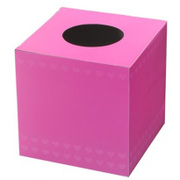 7897 [ピンクの抽選箱]