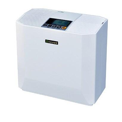 SHK50KRA-W [roomist(ルーミスト) 加湿器 ハイブリッド加熱気化式 木造和室8.5畳/プレハブ洋室14畳 クリアホワイト]