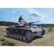 1/35 WW.II ドイツ軍 III号戦車G型 5cm砲搭載型潜水戦車 [プラスチックモデルキット]