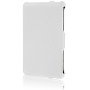 BM-HD7FLSTD/WH [Leather Stand Case for MeMO Pad HD7 ホワイト]