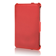 BM-NE7FLSTD2/R [Leather Stand Case for Nexus 7(2013) レッド]
