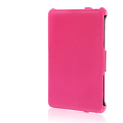 BM-NE7FLSTD2/P [Leather Stand Case for Nexus 7(2013) ピンク]