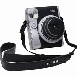 チェキカメラ INS MINI90 NEO CLASSIC [チェキ「instax mini90 ネオクラシック」 ブラック]