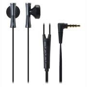ATH-J100i BK [iPod/iPhone/iPad専用インナーイヤーヘッドホン]