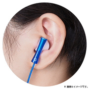 ATH-J100i BL [iPod/iPhone/iPad専用インナーイヤーヘッドホン]
