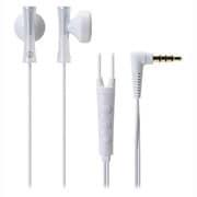ATH-J100i WH [iPod/iPhone/iPad専用インナーイヤーヘッドホン]