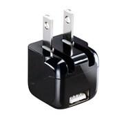 ACA-IP32BK [超小型USB-ACアダプタ(1A) ブラック]