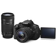 EOS Kiss X7i ダブルズームキット [デジタル一眼レフカメラ ボディ+「EF-S55-250mm F4-5.6 IS STM」+「EF-S18-55mm F3.5-5.6 IS STM」]