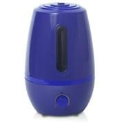 BBH-63BL [加湿器 FogミストVer.3.0 超音波式 木造和室3畳/プレハブ洋室6畳 ブルー]