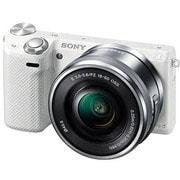 NEX-5TL WQ [パワーズームレンズキット ボディ+交換レンズ「E PZ 16-50mm F3.5-5.6 OSS」 ホワイト]