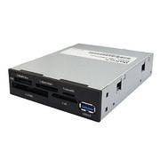 OWL-CR6U3(B)/BOX [3.5インチベイ内蔵 カードリーダーライター]