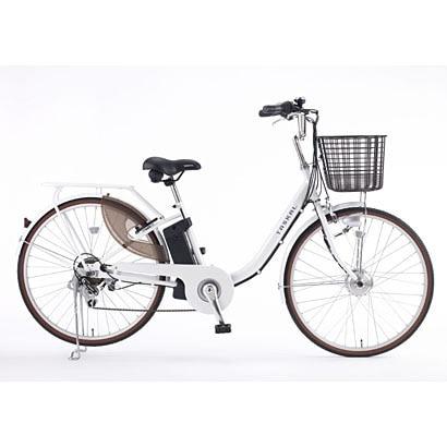 TASKAL-L-L1-WH [電動アシスト自転車 タスカルレディ 26型 外装6段変速 ホワイト]